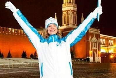 Наталья Водянова не побежит с олимпийским огнем в Сочи
