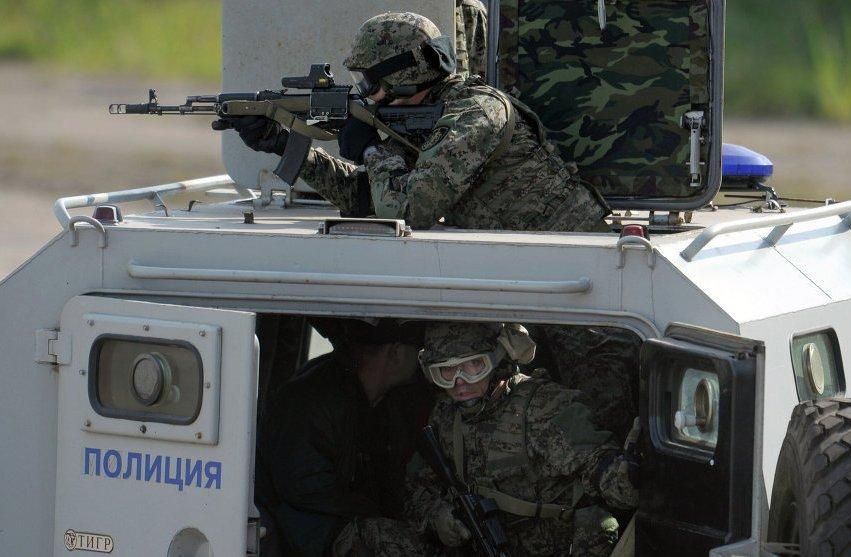 Государственная Дума одобрила в первом чтении законопроект о военной полиции