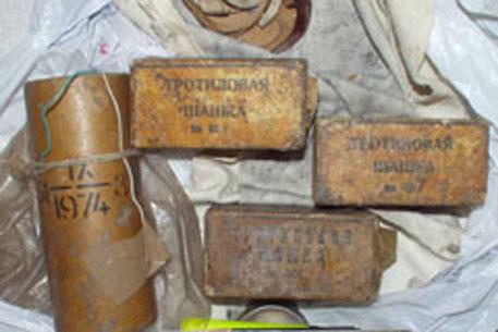 Взрывное устройство обнаружено в доме вдовы боевика в Астрахани