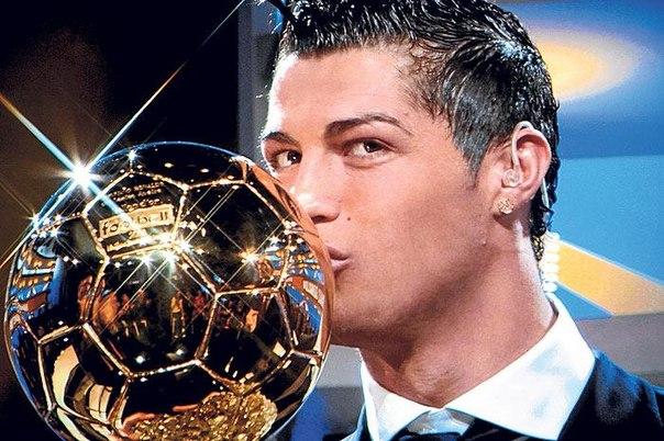 Криштиано Роналдо – лучший игрок 2013 года