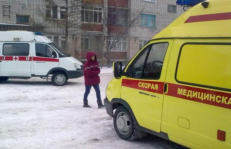 После пожара в Москве обнаружены застреленные мужчины