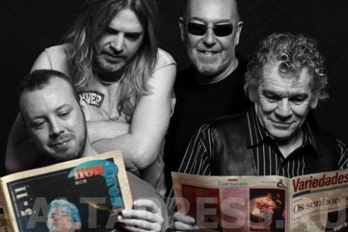Легендарная рок-группа Nazareth выступит в России с новым солистом
