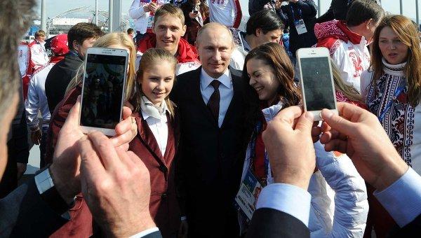 Сочи и Киев разогнали рейтинг Путина