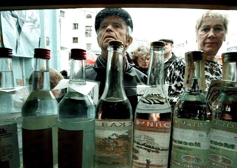 Алкоголь в России подорожает
