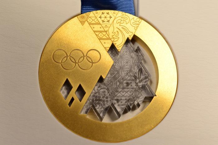 В олимпийские медали будут вмонтированы фрагменты челябинского метеорита