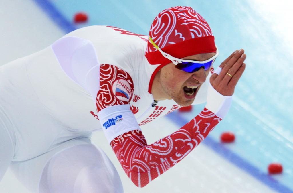 Наши конькобежцы не смогли взять медаль на дистанции 1000м