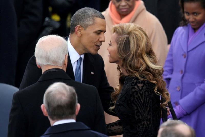 Бейонсе опровергла слух о романе с Бараком Обамой
