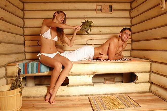 Как сделать горячую в бане