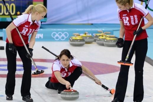 Российские керлингистки проиграли Швеции на Олимпиаде