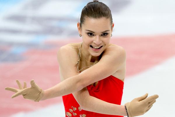 Аделина Сотникова пропустит Чемпионат мира