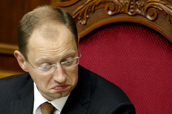 Теперь хочу! Арсений Яценюк готов занять кресло украинского премьера