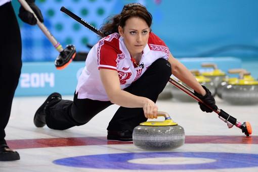 Женский керлинг. Россия проиграла  Японии
