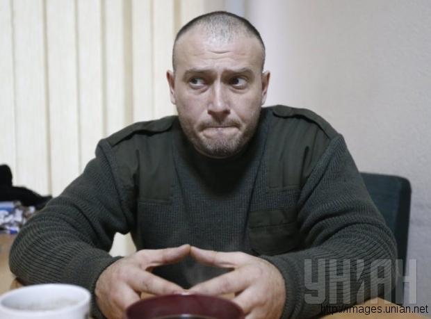 Пока украинский флотоводец призывает к миру, лидер «Правого сектора» Ярош грозит вторжением в Москву
