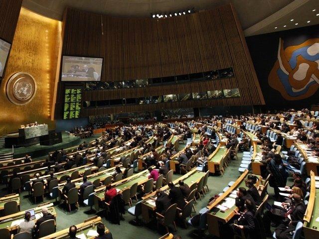 20 марта состоится заседание Генеральной ассамблеи ООН по Украине