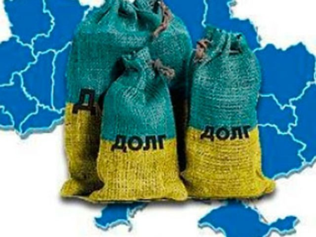 Украина задолжала миру свыше $142 миллиарда