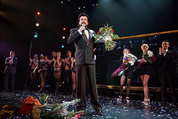 Алина Кабаева поздравила Киркорова с возвращением в мюзикл