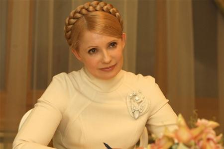 Юлия Тимошенко: Я вернулась во всех значениях этого слова!