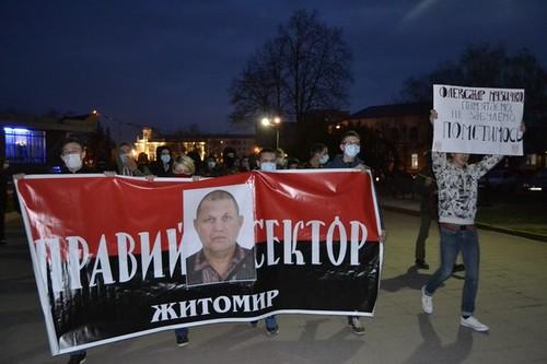Турчинов обвиняет в убийствах бывшую власть, а самооборона требует наказать нынешнюю  власть за смерть Музычко