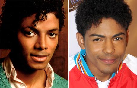 Репортеры нашли тайного сына Майкла Джексона
