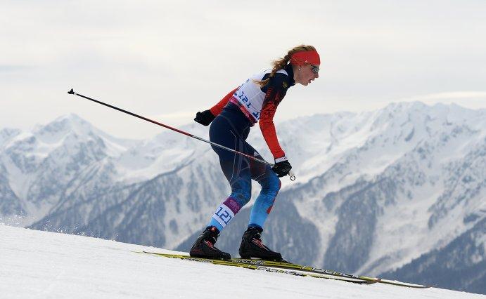 Алена Кауфман принесла золотую медаль в копилку российской сборной