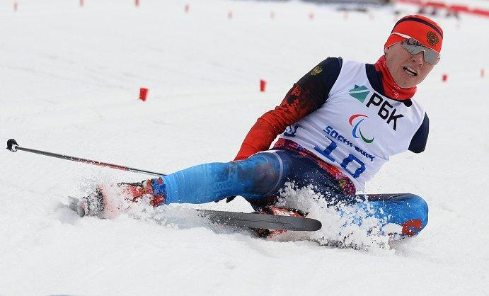 Владислав Лекомцев - золотой чемпион Параолимпиады-2014