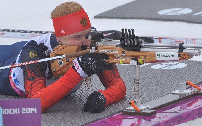 Параолимпиада 2014: Алена Кауфман приносит еще одно золото