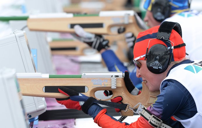 Юлия Будалеева золотая чемпионка Параолимпиады