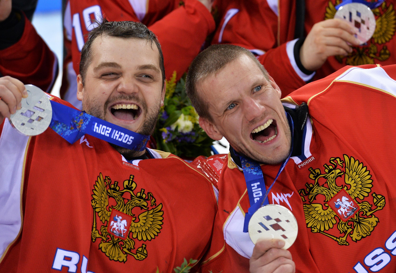 Сборная России по следж-хоккею стала серебряным призером Паралимпиады