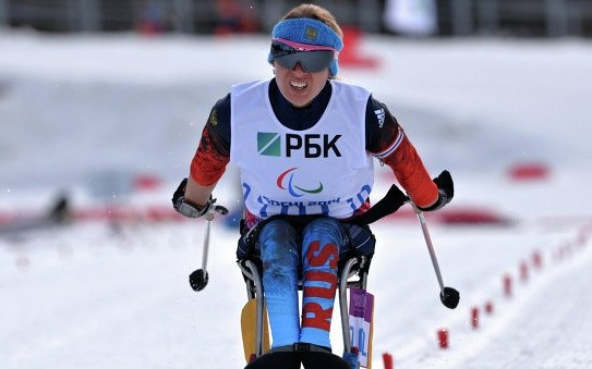 Паралимпиада-2014: российская биатлонистка завоевала серебро