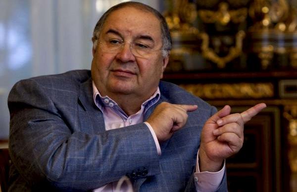 Алишер Усманов продал свои акции в Facebook и Apple