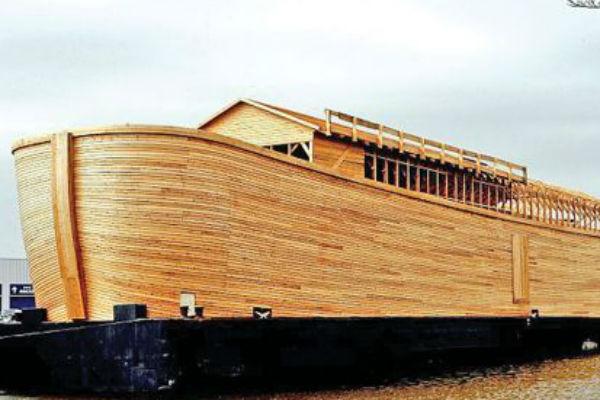 Американцы построят знаменитый Ноев ковчег
