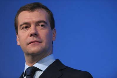 Медведев написал о политическом бессилии властей Украины в соцсетях
