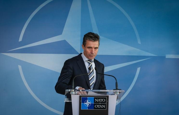 НАТО отказалась от сотрудничества с Россией