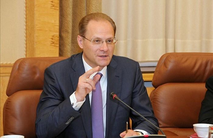Новосибирский губернатор отправлен в отставку