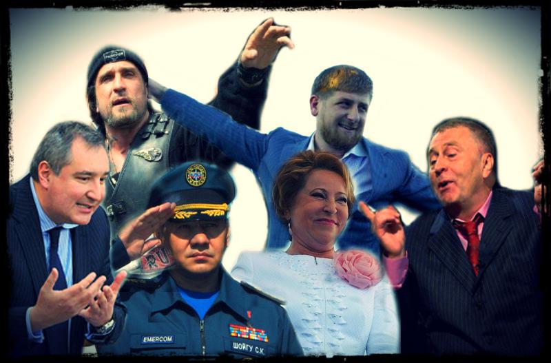 Из-за санкций в Европу не пустят Жириновского и Матвиенко