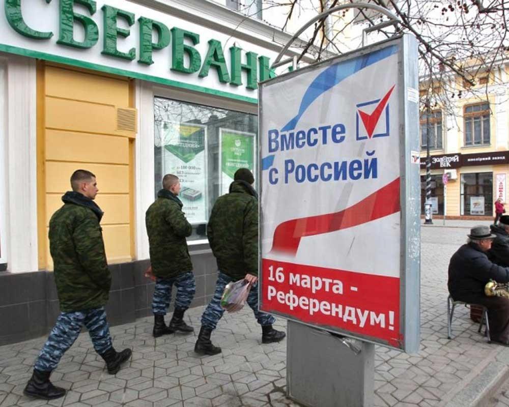 Великобритания не признала суверенитет Крыма и грозит России серьезными последствиями