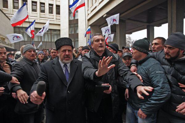 Крымские татары создадут свою собственную автономию