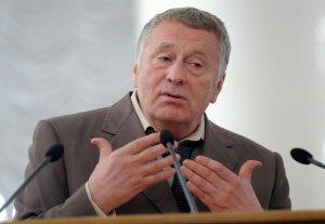 Жириновский предложил Польше, Венгрии и Румынии добиваться референдумов о присоединении соседних областей Украины