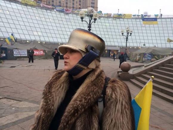 Майдан пошел по домам