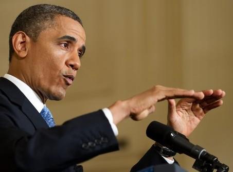Украина попортила Обаме рейтинг