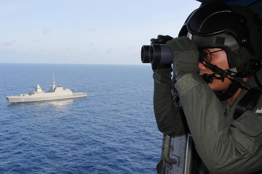 Власти Малайзии завершают операцию по поискам Boeing в Южно-Китайском море