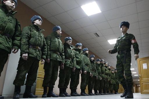 Крымские юноши будут служить в Крыму до 2016 года