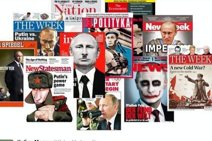 Зарубежные СМИ об аннексии Крыма Россией: Путин планировал действия еще за 2 недели до референдума