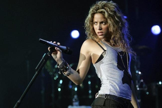 Шакира в интернете стала популярнее, чем Риана