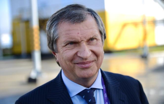 Сечин и топ-менеджеры «Роснефти» скупают акции компании