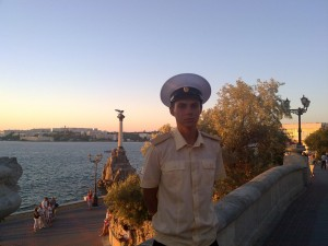 Андрей Синицын, 21 год