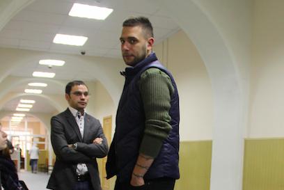 Басманный суд оштрафовал скандального журналиста Никулина за драку