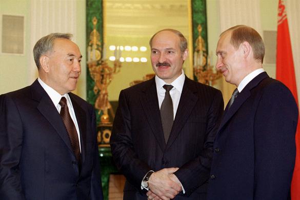 Таможенный Союз обсудил ситуацию на Украине