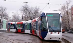 12 апреля в Москве состоится парад трамваев