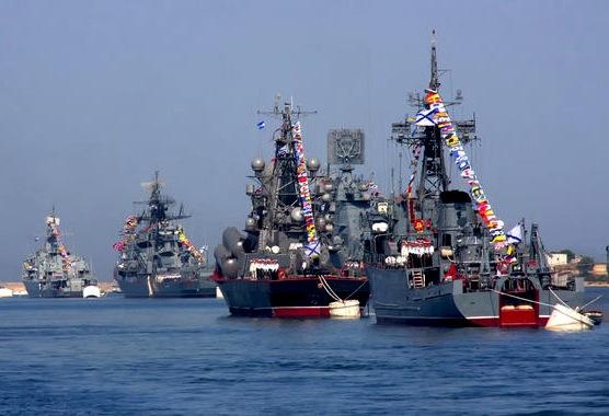 В 2014 году Российский ВМФ увеличится на 40 кораблей